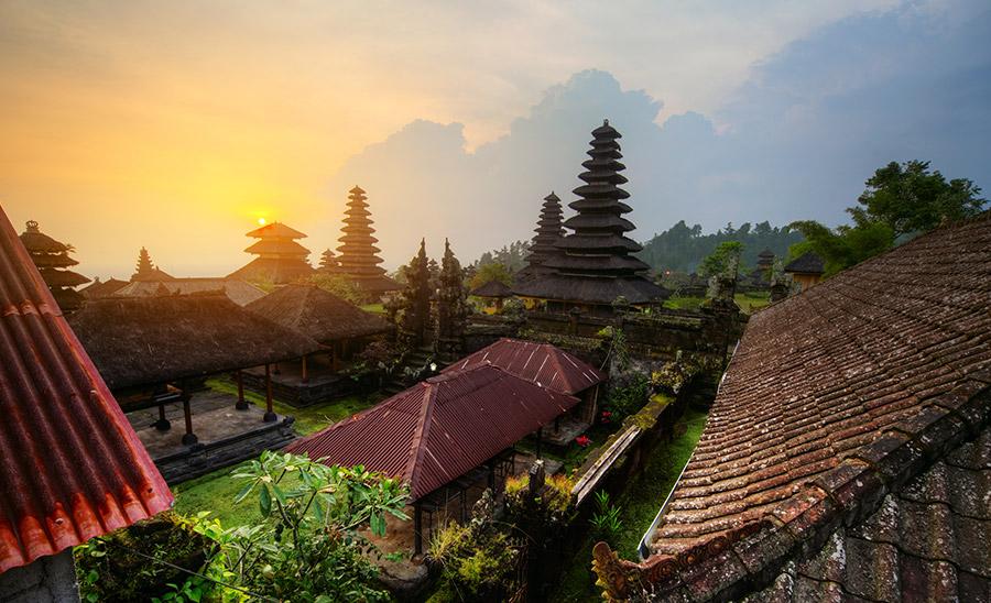 Bali in a Nutshell