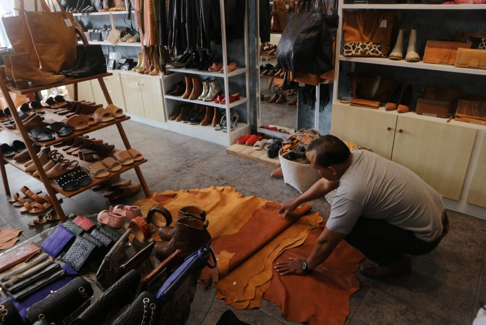 Where to Buy Best Leather in Bali